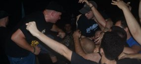 Piranha, Death Squad, Savage Ravage - София - Mixpate 5