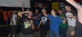 Piranha празнуват 1 година - София - Grindhouse