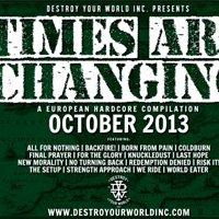 Last Hope в компилация с водещите европейски хардкор банди