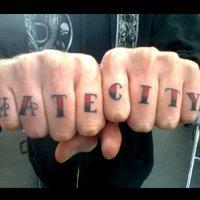 Списък на групите за Hate City Fest 2013