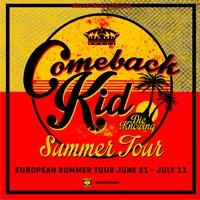Билетите за Comeback Kid са в продажба от утре!
