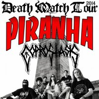 Piranha и Coprostasis тръгват на БГ турне днес