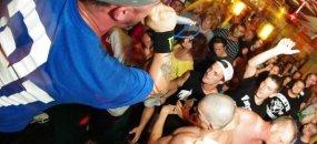 East Noise Attack Fest 8 - Варна - Three Lions (ден първи)