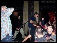Agnostic Front (САЩ), Last Hope, Cold Breath, Missing The Point - София - 4 км